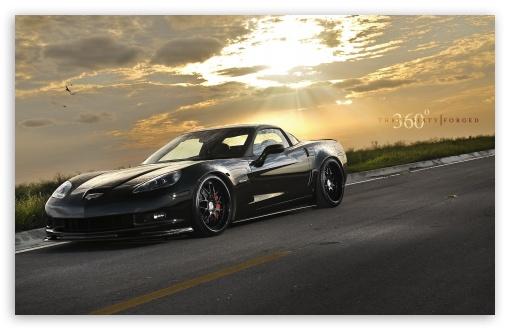 Download Chevrolet Corvette Z06 UltraHD Wallpaper