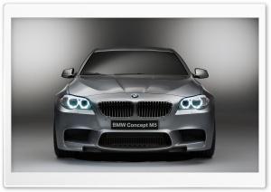 BMW M5 Concept Front