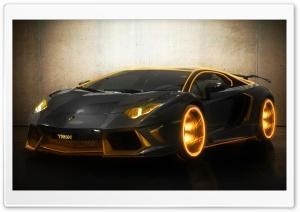 The Aventador Wallpaper of...