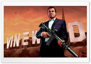Grand Theft Auto: V - Michael