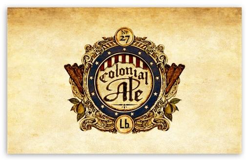 Download Colonial Ale UltraHD Wallpaper