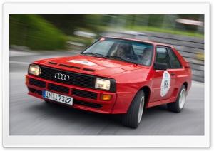Audi Sport Quattro Car