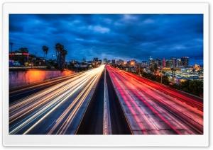 The San Diego Freeway
