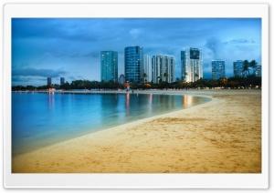 Waikiki After Sunset