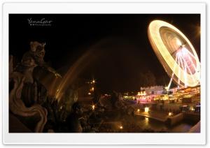 Ferris Wheel FishEye