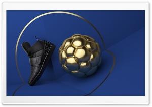 Black Shoe, Golden Ball...