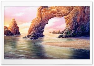Golden Arch By Ken Shotwell