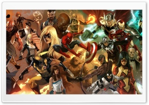 The Heroic Age   Avengers