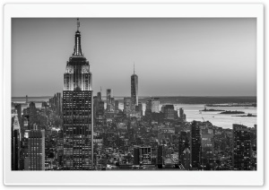 Empire State Building, New...
