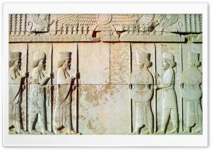 Persepolis-The Persian Soldiers