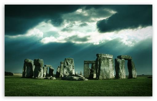 Download Stonehenge UltraHD Wallpaper