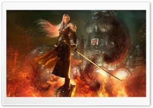 Sephiroth Final Fantasy VII...