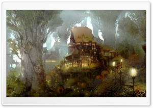 Final Fantasy XIV Online Art