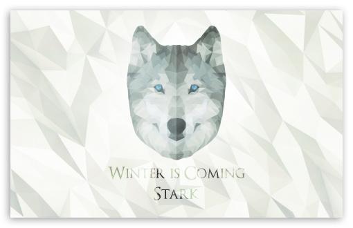 Download Winter is Coming UltraHD Wallpaper
