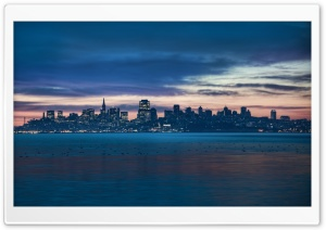 San Francisco before Sunrise