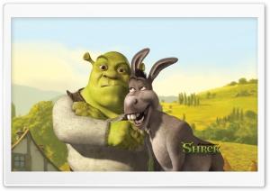 Shrek And Donkey, Shrek The...