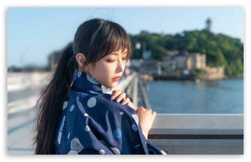 Download Asian Girl UltraHD Wallpaper