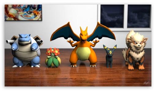Download Pokemon 2 UltraHD Wallpaper