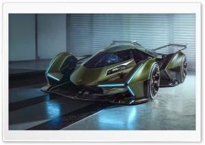 Lamborghini V12 Vision Gran...