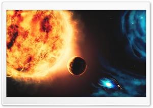 Photoshopped Space Image