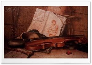 Ancient Violin