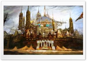 Final Fantasy XIV Online Artwork