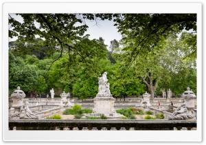 Park Statues France