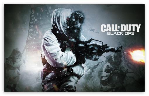 Download Black Ops UltraHD Wallpaper