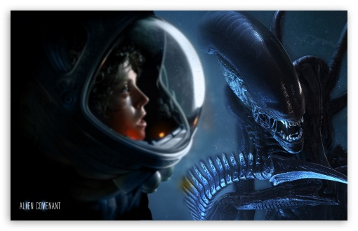 Download Alien Covenant UltraHD Wallpaper