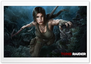 Tomb Raider 2013 Wolves