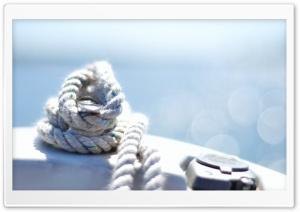 Sailing Rope Bokeh
