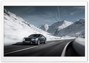 2012 Bentley Continental V8...
