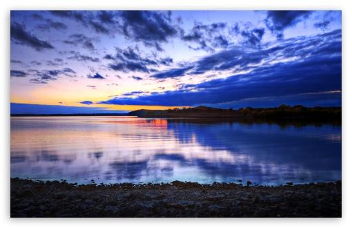Download Pastel Sunset HDR UltraHD Wallpaper
