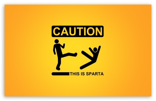 Download This is Sparta UltraHD Wallpaper