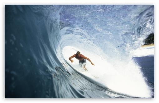 Download Catch A Wave UltraHD Wallpaper