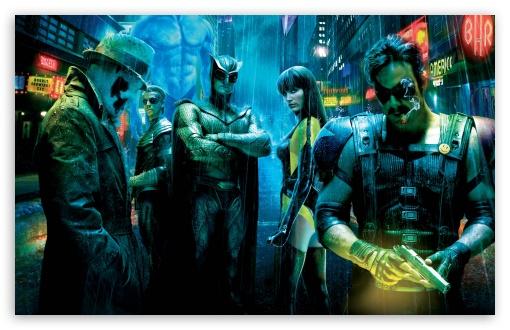 Download Watchmen Movie UltraHD Wallpaper