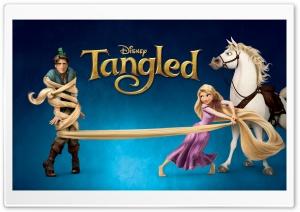 2010 Tangled Rapunzel, Flynn,...