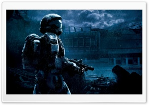 Halo 3 ODST Master Chief