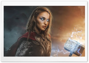 Thor Love and Thunder 2022 Movie