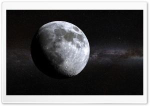 Deep Space Moon