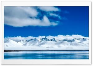 China, Mountains, Winter