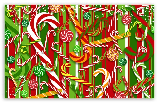 Download Candys Christmas UltraHD Wallpaper