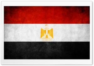 Egypt Flag By Alamir