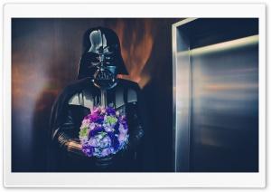 Darth Vader Wedding
