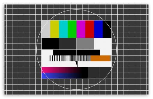 Download No Signal TV UltraHD Wallpaper