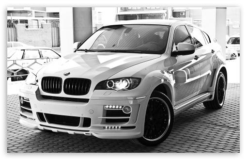 Download BMW X6 Hamman Tuning UltraHD Wallpaper