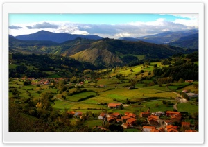 Anievas, Cantabria, Spain