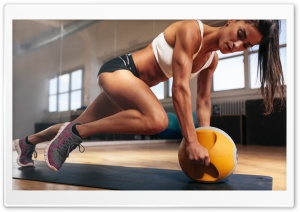 Challenging Ab Workout