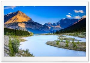 Jasper National Park Of Canada
