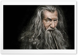 Gandalf Smoking Pipe